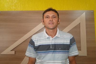 Eliandro Roberto Cadoná - Diretor Tesoureiro