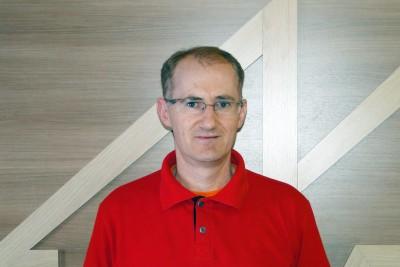 Valdair Pedro Battisti - Diretor Técnico